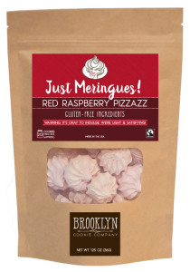 just meringes red raspberry pizzaz